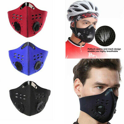 Fitness Face  Pollution  Motorcycle  Filter UK Dust  Bicycle  Cycling  Half