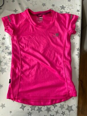 Girls Karrimor Run Tshirt Age 9-10
