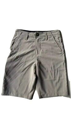 Volcom Children's Camel Brown Natural Shorts Size 8 Board shorts Boardshorts