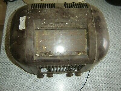 Kriesler  Bakelite Radio ----Shed Clean Out