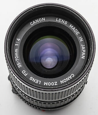 Canon Zoom Lens FD 35-70mm 35-70 mm 1:4 4