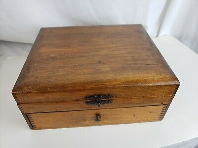 Superb old Chinese? wood box, high quality ca. 1950s