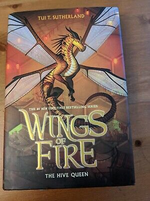 Wings of Fire (book 12), by Tui T. Sutherland, Hardcover, Grades 3-7