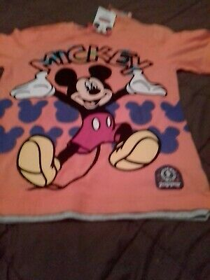 Mickey mouse boys clothes