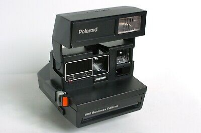 Polaroid 600 Business Edition instant camera - excellent! Tested works 100%.