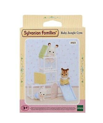 Sylvanian Families 5025 Baby Jungle Furniture & Accessories NEW