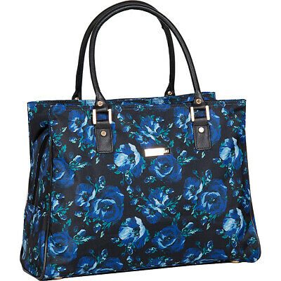 Isaac Mizrahi Irwin 2 DLX Shopper Tote 4 Colors Luggage Totes and Satchel NEW