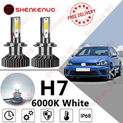 H7 H7r Xenon Hid Conversion Kit Slim 35w Budget Canbus For Vw Scirocco 2008 On Auto Motorrad Teile Lampen Led Valtek Cl