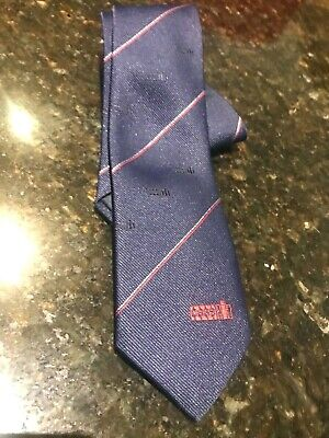 Case I.H. Australia-Logo-Men's Tie-1980's-Staff use only-Garann Sales-New-Rare.