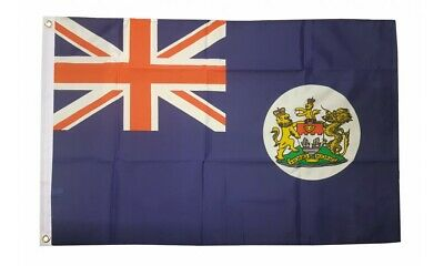 Old Flag of Hong Kong British Colony 3x5 ft Historic 5x3 banner protest