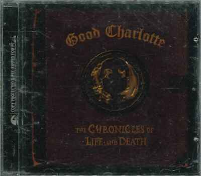 """GOOD CHARLOTTE """"The Chronicles Of Life And Death"""" CD-Album"""