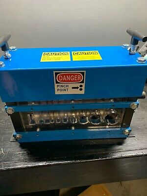 STRiPiNATOR® Model 808PD Manual Wire Stripping Machine (Drill Powered)