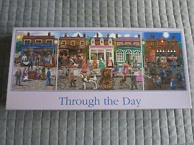 Through The Day 2x 500, 1 x 1000 piece jigsaw puzzle
