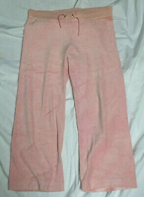 USA* Original JUICY COUTURE * Trainingshose / Anzugshose / Hose * Rosa * Gr. 14J