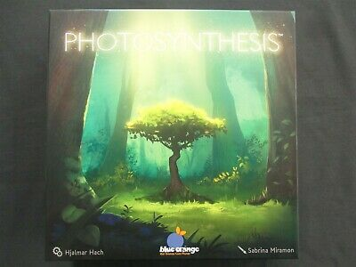 OEJ ~ Photosynthesis ~ Tree Growing Board Game