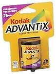 Kodak Advantix 200 - Color print film APS ISO 25 exposures #1143023 x2