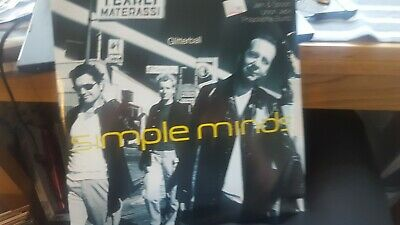 Simple Minds Glitterball Love Song Don't You Forget Waterfront rmxs Italian 12""