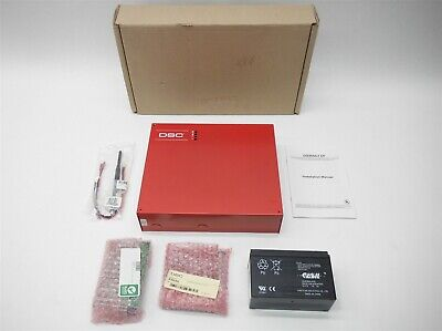 New Dsc Gs3055-Icf Gsm Universal Wireless Commercial Fire Alarm Communicator