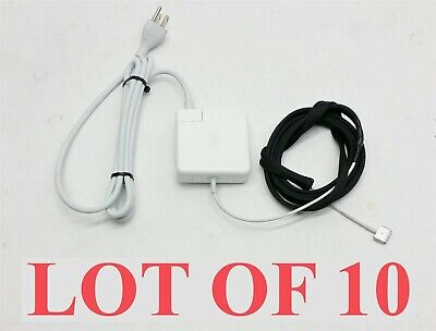 "Genuine Apple A1424 Macbook Pro 15"" 85W MagSafe 2 Power Adapter Charger LOT 10"