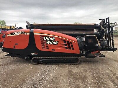07 Ditch Witch 1220 Mach I Directional Drill Package  Miles Equipment