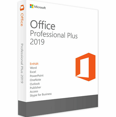 Microsoft office 2019 professional plus pro License key ---INSTANT DELIVERY--