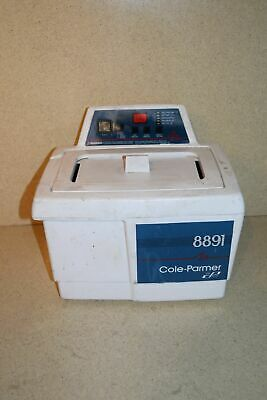 Cole Parmer 8891 Ultrasonic Cleaner