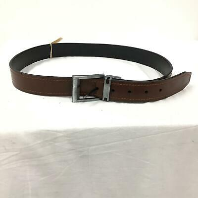 Fossil Size 36 Leather Belt Genuine Guatemalan Leather #323