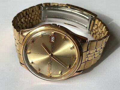 Vintage 1960s Seiko 14095 Sealion Selfdater Mens / Gents Automatic Watch