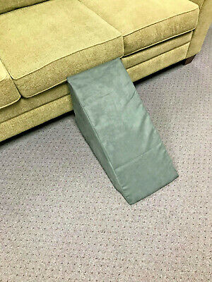 NEW Foam Dog Cat Pet Ramp with GREY cover (GE12) MADE IN USA