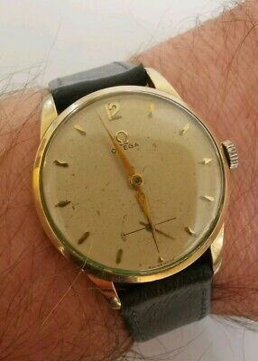 60s Vintage omega Cal 265 Sub Second on working order