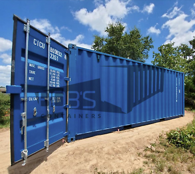 "20' ""Cool Box"" Used Shipping Container, Includes Delivery in Austin Area"