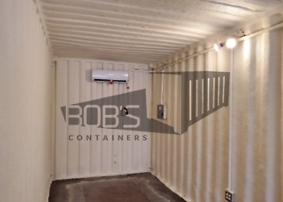"20' ""Cool Box"" New Shipping Container, Includes Delivery in Austin Area"