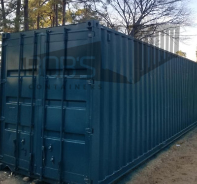 "40' ""Cool Box"" Used Shipping Container, Includes Delivery in Austin Area"