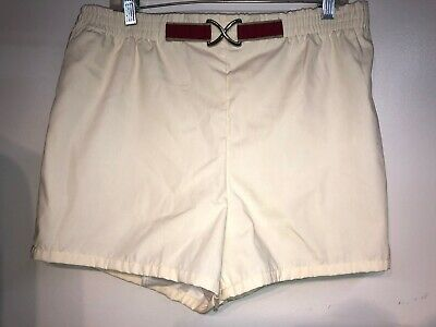 Vintage 1970's Jantzen MEns Swim Trunks Lined Short Shorts 40 NEW
