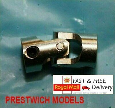 METAL COUPLING Electric Huco type 5mm to 5mm rc model boat universal joint tn