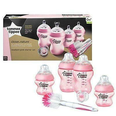 TOMMEE TIPPEE Kit naissance biberons - Fille