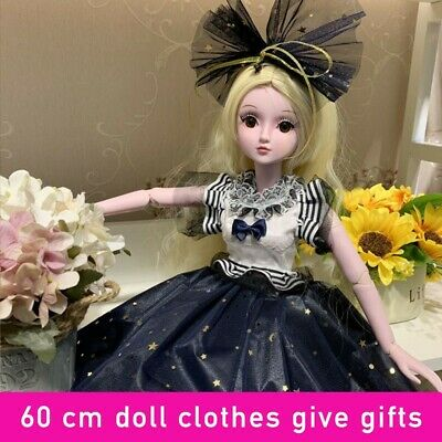 Doll Girl Dress Set Outfit Clothing Handmade For High Doll Low Price Toy N4O2