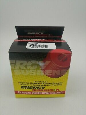 New in Box Energy Suspension 32.1102R Red Poly Front Engine Mount for Kenworth