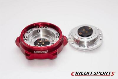 Circuit Sports Steering Quick Release Kit V2 Short 23.5mm