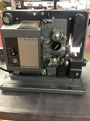 Bell & Howell Filmosound 535 Movie Projector Nice!