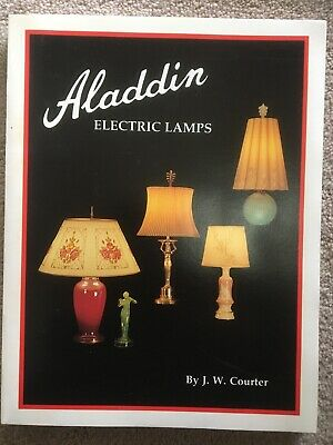 Aladdin Electric Lamps By J.w. Coulter - Definitive Illustrated History