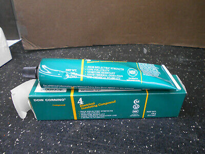 Lot Of 2 Dow Corning 4, Electrical Insulating Compound 5.3Oz