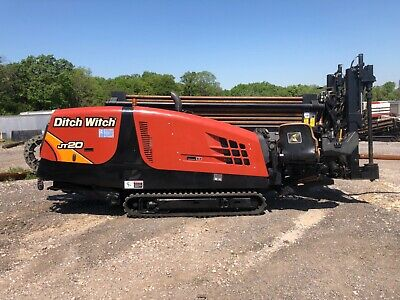 14 Ditch Witch JT20 Directional Drill  Miles Equipment