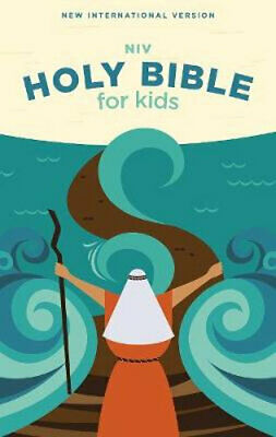 NEW NIV Holy Bible For Kids [Economy Edition] By Zondervan Paperback