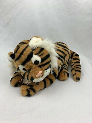 Exxon Advertising Tiger Plush Stuffed Animal