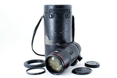 [Near Mint] Canon ZOOM LENS EF 80-200mm F2.8 L EF Mount From Japan #7744