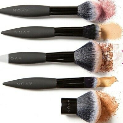 Avon Make Up Cosmetic Brushes & Accessories Face, Eyes and Cheeks