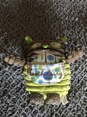 Tooth Fairy Owl Pillow For A Little Girl
