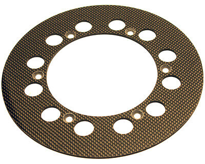 Go Kart Tillett Carbon Fibre Sprocket Protector 210mm Karting Race Racing
