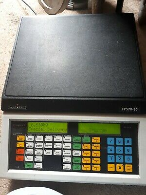 Alcatel EPS 70-30, NEOPOST DIGITAL  POSTAGE SCALES in excellent working order